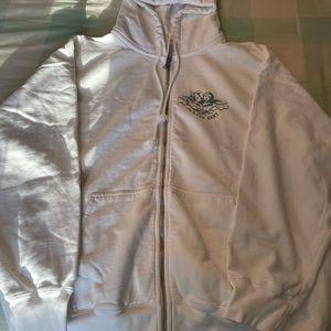 Brandy Melville heaven sent hoodie